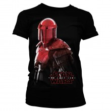 Star Wars The Last Jedi Elite Praetorian Guard Dame T-shirt
