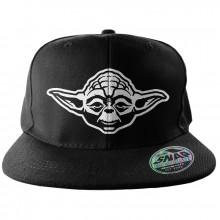 Star Wars Yoda Snapback Cap
