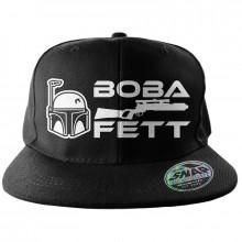 Star Wars Boba Fett Snapback Cap