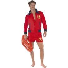 Baywatch Lifeguard-kostume