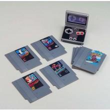 Nintendo NES Glasbrikker 8-pak