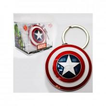 Marvel Captain Americas Skjold Nøglering