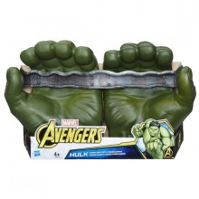 Marvel Hulk Hænder Gamma Grip Fists