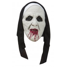 Maske Uhyggelig Nonne