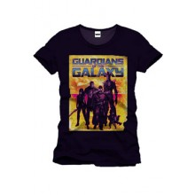 Guardians Of The Galaxy T-Shirt Heltene