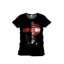 Guardians of the Galaxy T-shirt Star-Lord Hjelm
