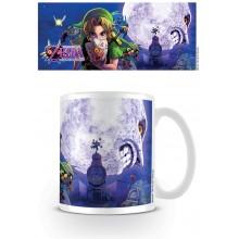 Zelda Krus Majora's Mask Moon