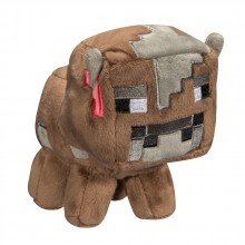Minecraft Baby Cow Bamse
