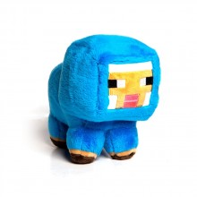 Minecraft Baby Blue Sheep Bamse