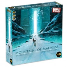 Mountains Of Madness - Strategispil