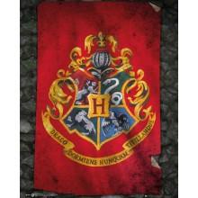 Harry Potter Plakat Hogwarts VÅBenskjold