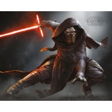 Star Wars Kylo Ren Warrior 40 X 50 Plakat