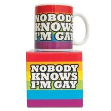 Krus Nobody Knows I'm Gay