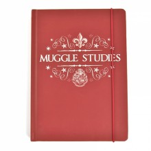 Harry Potter Notesbog Muggle Studies