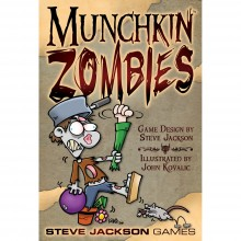 Munchkin Zombies Spil