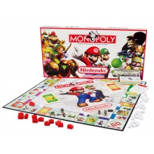 Nintendo Monopoly Collector'S Edition