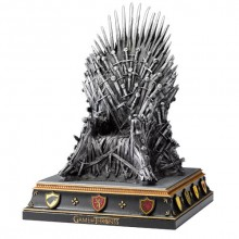 Game Of Thrones The Iron Throne Bogstøtte