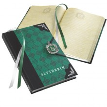 Harry Potter Notesbog Slytherin