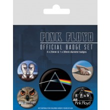 Pink Floyd Badges