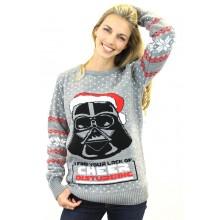 Juletrøje Darth Vader Xmas Jumper