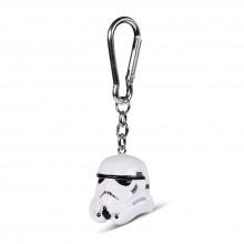 Star Wars 3D Nyckelring Stormtrooper