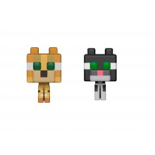 Minecraft POP! Vinyl Ocelot/Tuxedo Cat