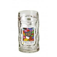 Oktoberfest-glas 2014 0,5 L
