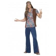 70- tals Orion the Hippie Maskeraddräkt Man