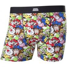 Nintendo Super Mario Og Co Underbukser