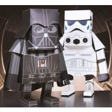 Star Wars Papfigur