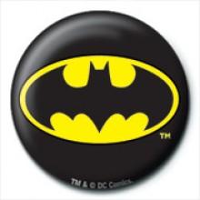 DC COMICS - BATMANSYMBOL BADGE