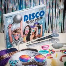 Fotoprops På Pinne Disco