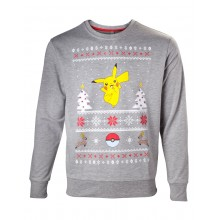 Pokémon Juletrøje Pikachu