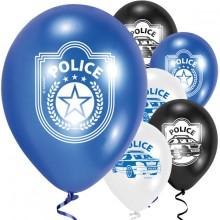 Ballon Politi 6-pak