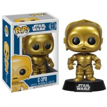 Toy - Star Wars - POP Vinyl Bobble Figure - C-3PO Series 2 (Star Wars)