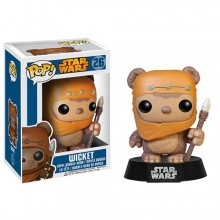 Toy - Star Wars - POP! Vinyl Bobble  Figure - Wicket