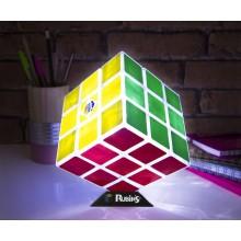 Rubiks Lampe
