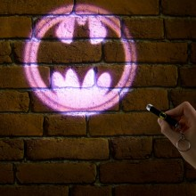 Batman Projektionslommelygte