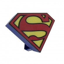 Superman Logo Lampe