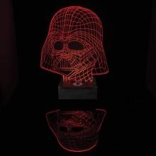 Star Wars Darth Vader 3D Bordlampe