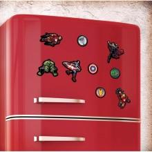 Marvel Køleskabsmagneter Avengers