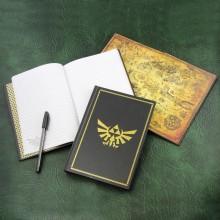 Zelda Hyrule Notesbog