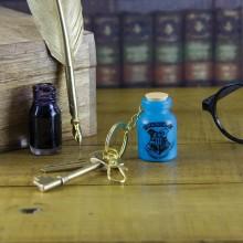 Harry Potter Nøglering Med Lommelygte