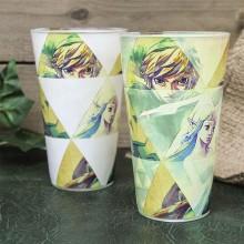 Zelda Hyrule Farveskiftende Glas