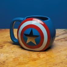 Captain America Krus Skjold