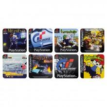 Playstation Spil Bordskåner 8-pak