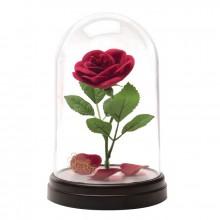 Skønheden & Udyret Fortryllet Rose Lampe