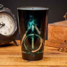 Harry Potter Glas Deathly Hallows