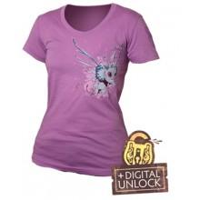 DOTA 2 Puck Pige T-shirt + Digital Unlock