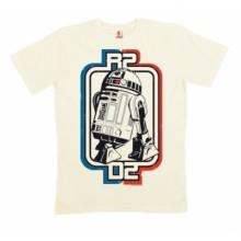 Star Wars T-Shirt R2-D2 ØKologisk Bomuld